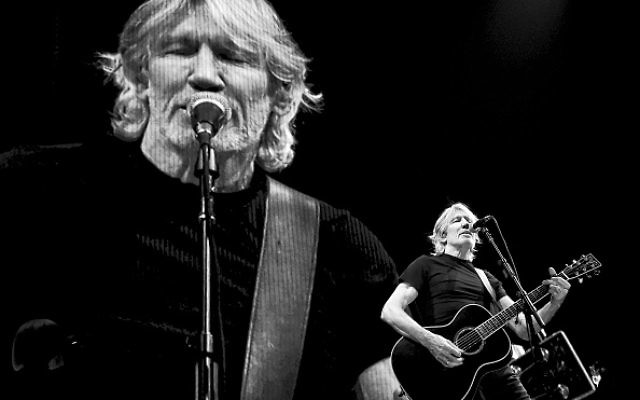 Recording artist Roger Waters performs at T-Mobile Arena on June 16, 2017 in Las Vegas, Nevada. Getty Images