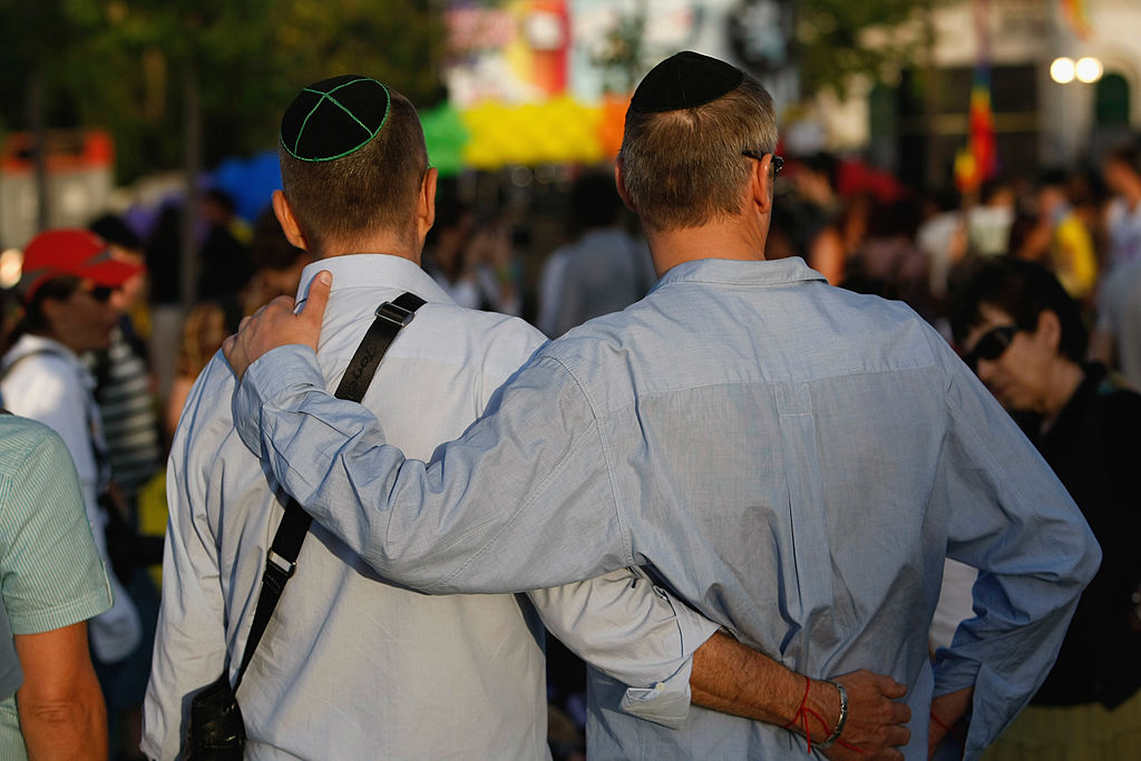 Progressive jewish views on homosexuality