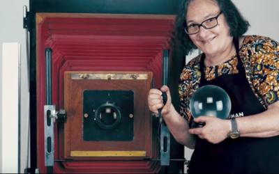 The B-Side: Elsa Dorfman's Portrait Photography Trailer. Screenshot/Youtube