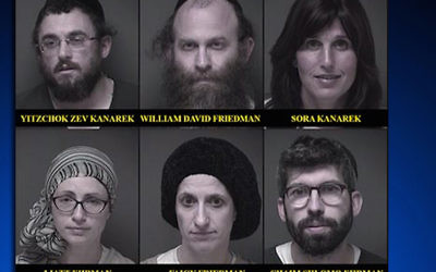 Arrests made in a crackdown on welfare fraud in Lakewood, New Jersey, June 27, 2017. (Ocean County Prosecutor's Office)