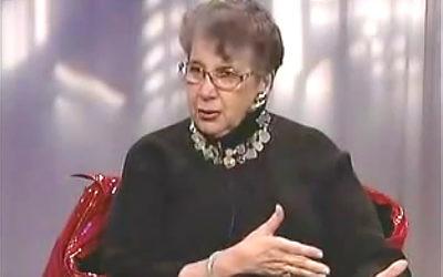 Sheila Michaels in 2009. JTA