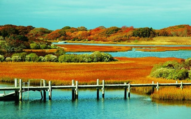 Autumn on Martha's Vineyard. To really beat the crowds, plan a September visit. Massachusetts Office of Travel & Tourism