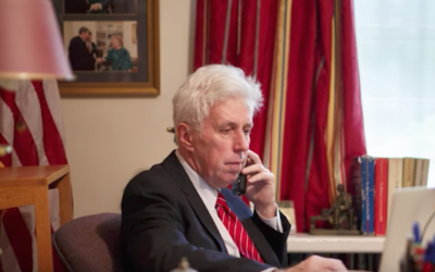 Jeffrey Lord (Screenshot from YouTube)