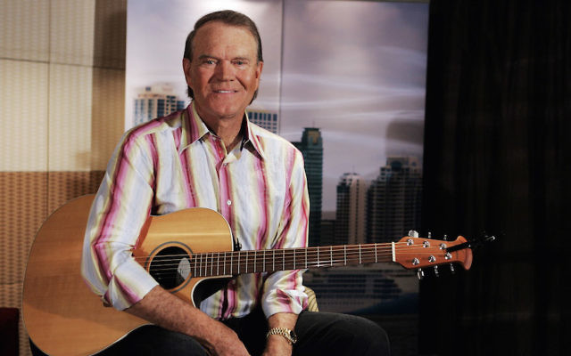 Musician Glen Campbell performs during a photo call at the Shangri-La Hotel Sydney on January 30, 2008 in Sydney, Australia. Getty Images