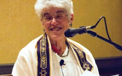 "Ohel Ayalah founder Rabbi Judith Haputman: Her service — egalitarian, yet traditional"" — is the essence of simplicity. Courtesy of Ohel Ayalah"