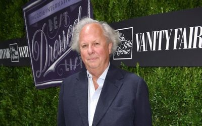 Graydon Carter attends the Saks Fifth Avenue + Vanity Fair: 2016 International Best Dressed List Celebration at Saks Fifth Avenue on September 21, 2016 in New York City. Getty Images