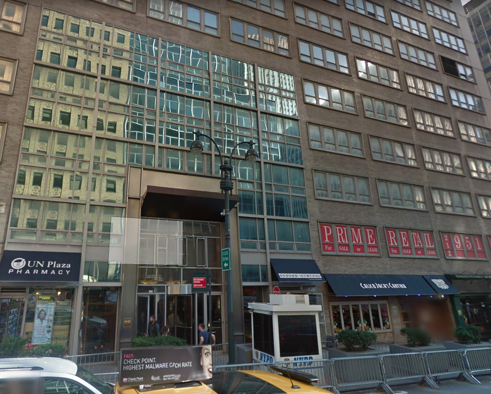 Israeli Consulate In New York Locked Down For Two Hours