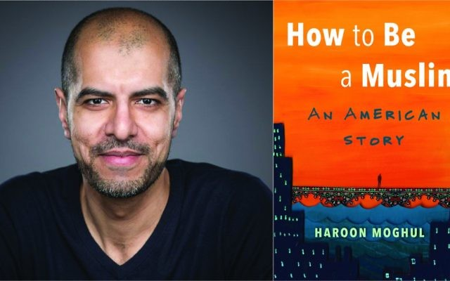 Author Haroon Moghul faces criticism from the Muslim community for affiliating with a Zionist institution. Courtesy of Rick Bern