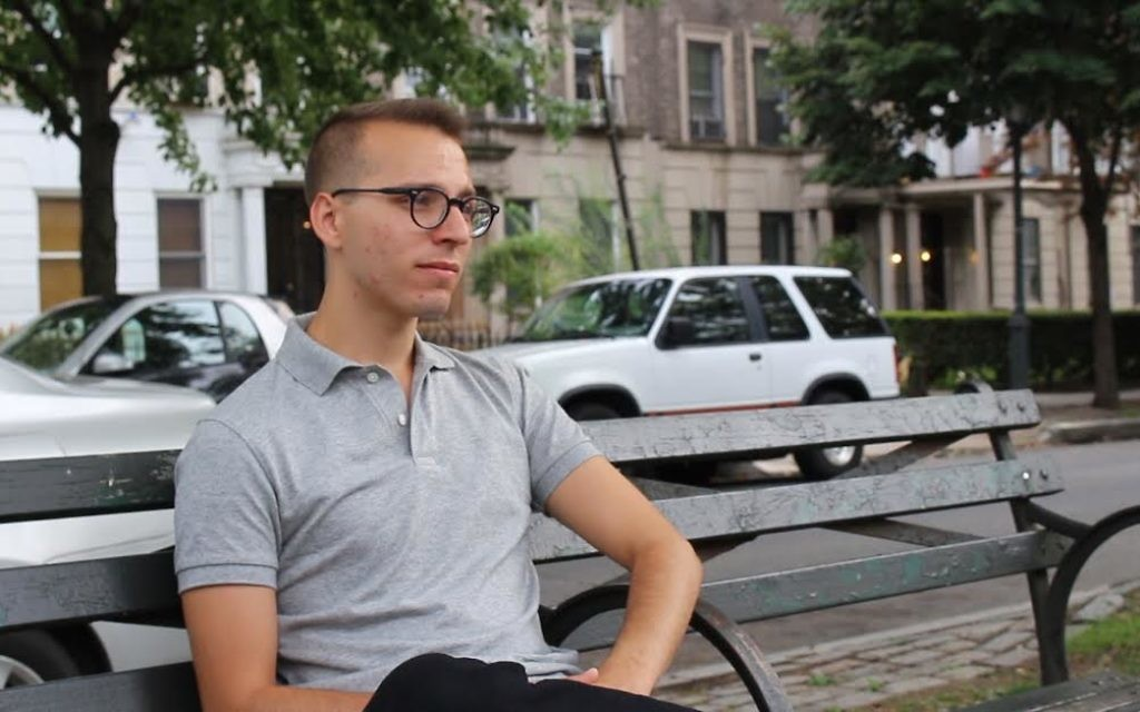 In an exclusive interview, one young man opens up about his struggle against suicide, and where our community needs to change. Miriam Jacobson/JW