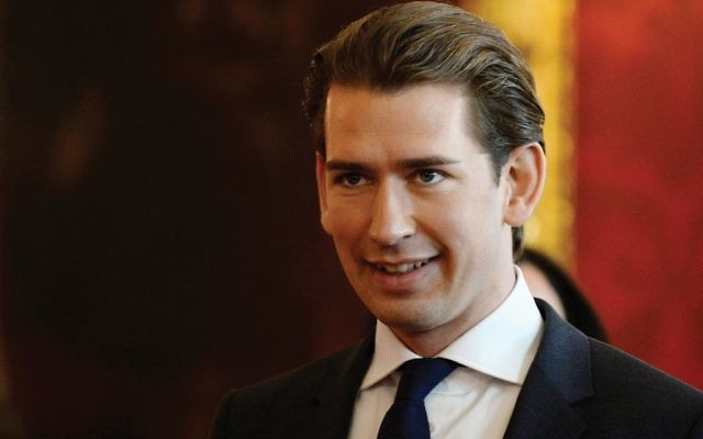 Austria's Sebastian Kurz: Will he team with far-right party to form a government?  Getty Images