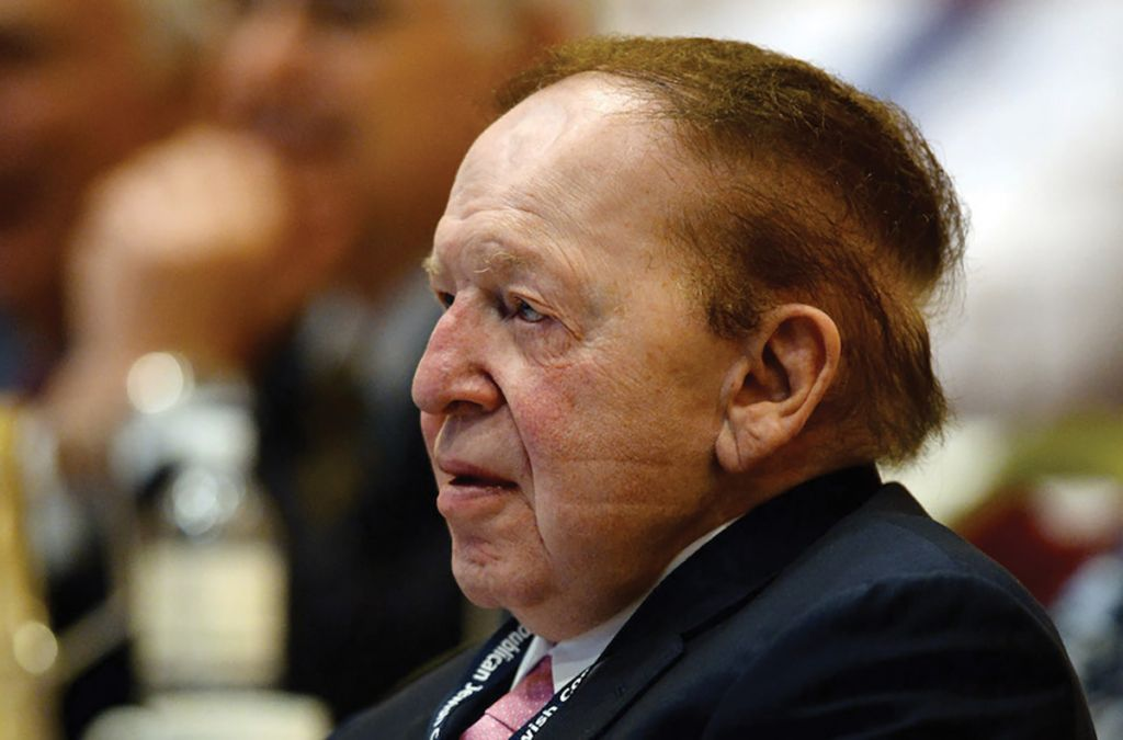 sheldon adelson - photo #6