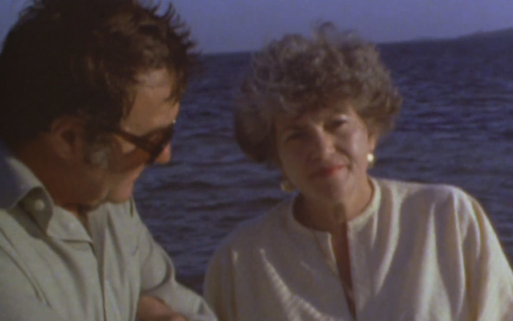 """A scene from a film in """"The Four Sisters"""" series. Courtesy of NYFF (Copyright Claude Lanzmann)"""
