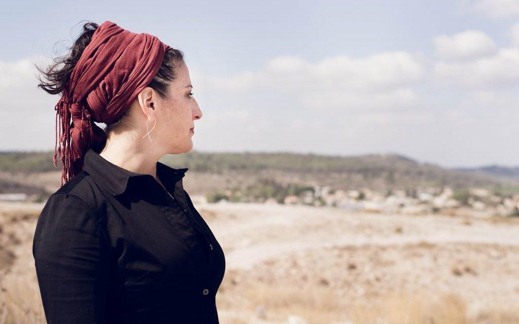 Shoshana Keats Jaskoll. Courtesy of The Layers Project/Shira Lankin-Sheps