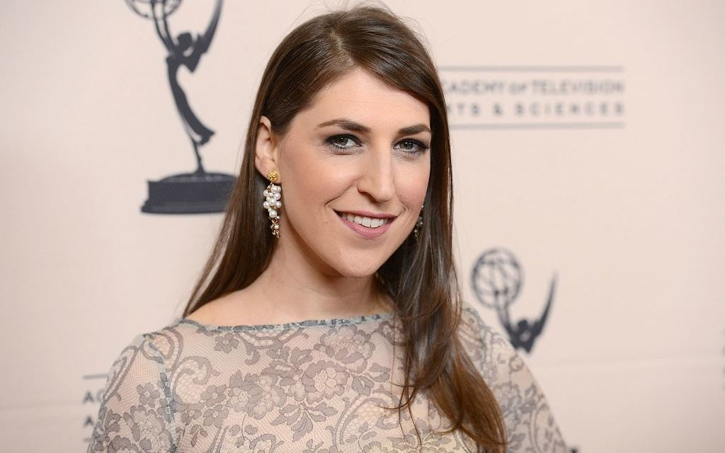 Actress Mayim Bialik caused a stir after suggesting   in a NY times op-ed that dressing modestly could prevent sexual advances. Getty Images
