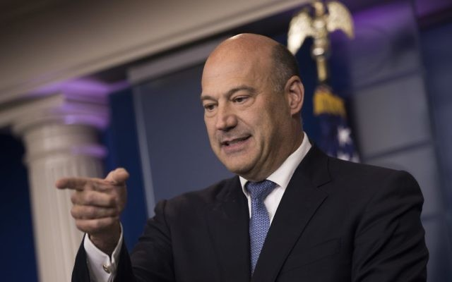 Director of the National Economic Council Gary Cohn speaks during the daily news briefing at the James Brady Press Briefing Room of the White House, September 28, 2017 in Washington, DC. Cohn discussed the administration's plans for reforming the tax code. Getty Images