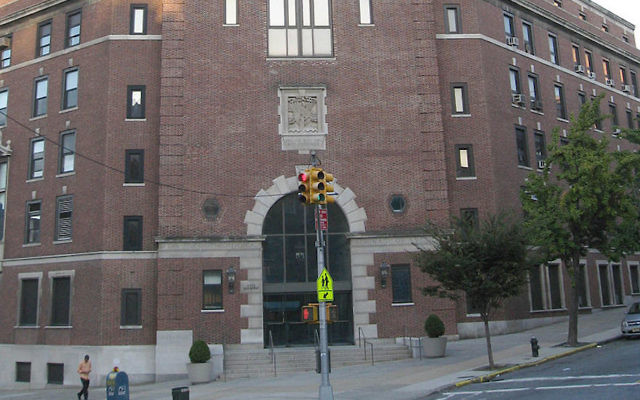The Jewish Theological Seminary building in the Morningside Heights neighborhood of Manhattan, New York. (Wikimedia Commons)