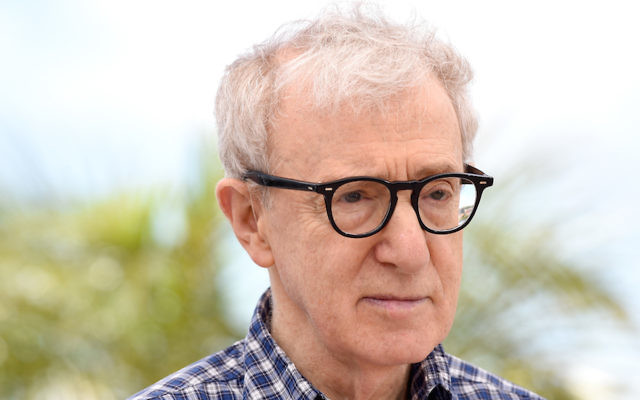 "Director Woody Allen attends a photocall for ""Irrational Man"" during the 68th annual Cannes Film Festival on May 15, 2015 in Cannes, France. Getty Images"