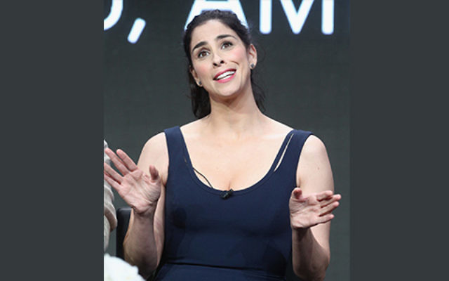 Sarah Silverman/Via Getty Images