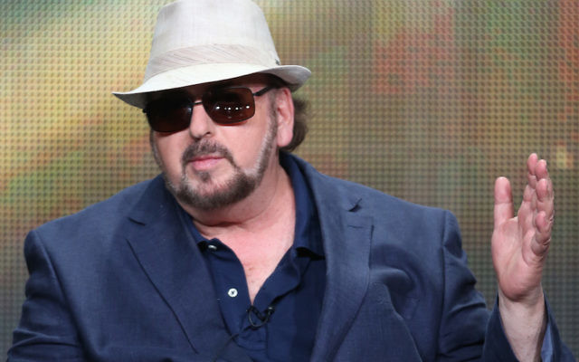 James Toback speaking at the Beverly Hilton Hotel in Beverly Hills, California, July 25, 2013. (Frederick M. Brown/Getty Images)