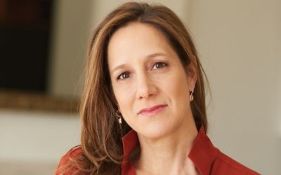 Quest for knowledge: Abigail Pogrebin, writer, moderator and Central Synagogue president, came to Jewish communal life through curiosity about Judaism and its traditions.
