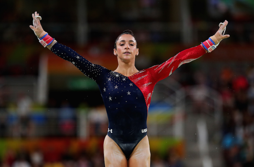 ed256130a Aly Raisman Says Olympic Team Doctor Molested Her