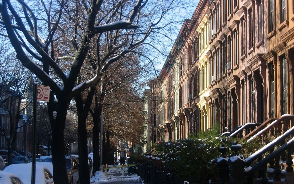 Bed-Stuy is seeing an influx of Jewish families seeking new communities. Wikimedia Commons