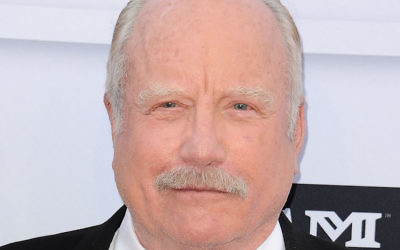 Richard Dreyfuss attending the AFI Life Achievement Award gala at Dolby Theatre in Hollywood, California, June 8, 2017. (Jason LaVeris/FilmMagic)