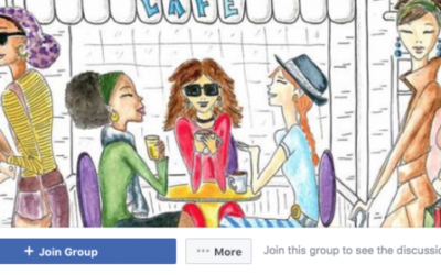 "A controversy erupted on ""Jewish Women Talk About Anything"" after a transgender woman was expelled.  Pictured is the group's cover photo on Facebook. Screenshot/Facebook"