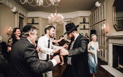 Rabbi Moscowitz. Courtesy
