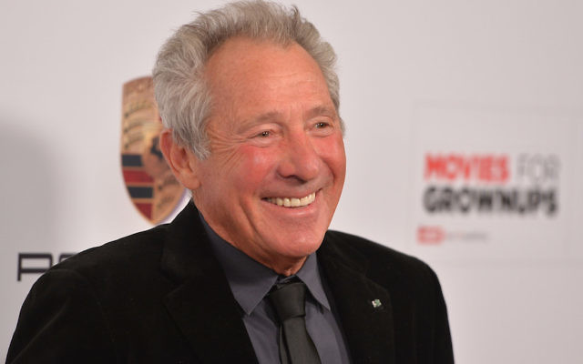 Israel Horovitz at the Beverly Wilshire Four Seasons Hotel in Beverly Hills, Calif., February 2, 2015. (Alberto E. Rodriguez/Getty Images)