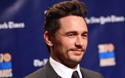 Actor James Franco attends Independent Filmmaker Project's 27th Annual Gotham Independent Film Awards on Nov. 27, 2017 in New York City. (Dimitrios Kambouris/Getty Images)