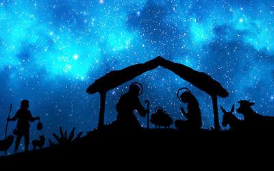 Representation of Christmas Nativity scene. (Photoillustration by iStock.com/lukbar)