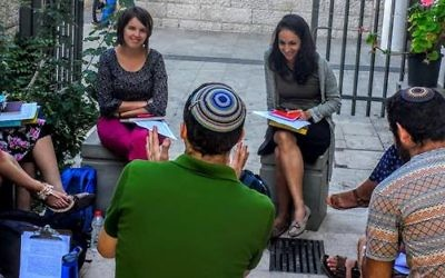 The Drisha institute will open a Israel location and move their NYC programs to Synagogues around the city. Via Facebook/Drisha
