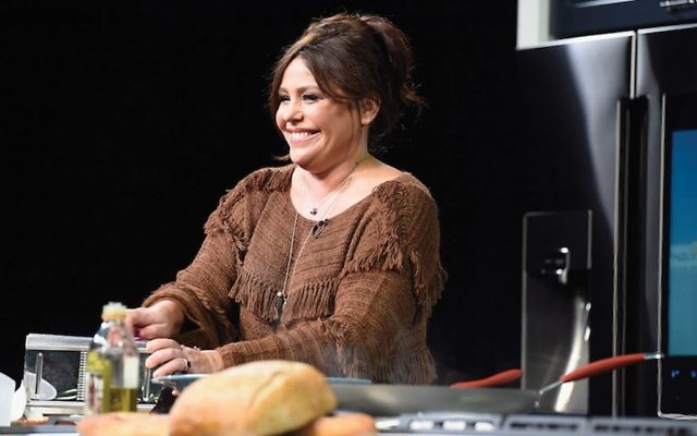 Chef Rachael Ray on stage at last year's New York City Wine & Food Festival. Gustavo Caballero/Getty Images for NYCWFF