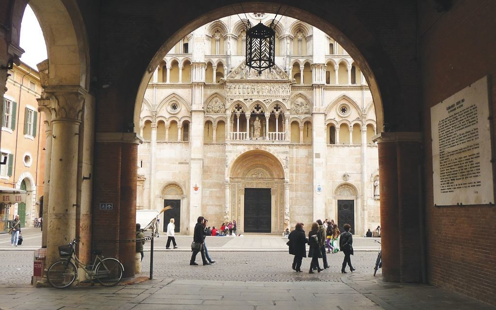 The Jewish connection to Ferrara, Italy, will soon come into sharper view with new museum. Photos by Wikimedia Commons