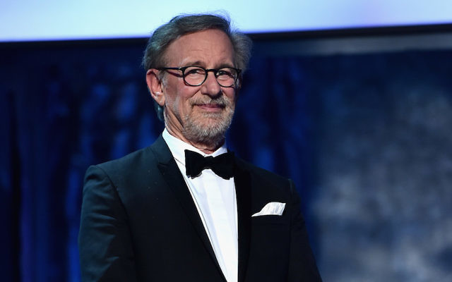Steven Spielberg at the American Film Institute''s 44th Life Achievement Award Gala Tribute show to John Williams at the Dolby Theatre in Hollywood, June 9, 2016. (Alberto E. Rodriguez/Getty Images for Turner)