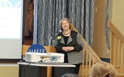 Carla Braveman, BSN, RN, M.Ed, CHCE, President and CEO of the Hospice and Palliative Care Association of New York State.
