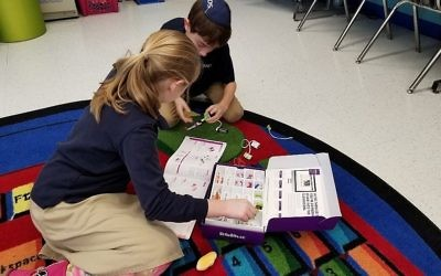 With an array of fun learning aids, STEM education is no chore. Courtesy HAFTR via Timesofisrael.com