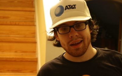 """Andrew """"Weev"""" Auernheimer. Wikimedia Commons"""