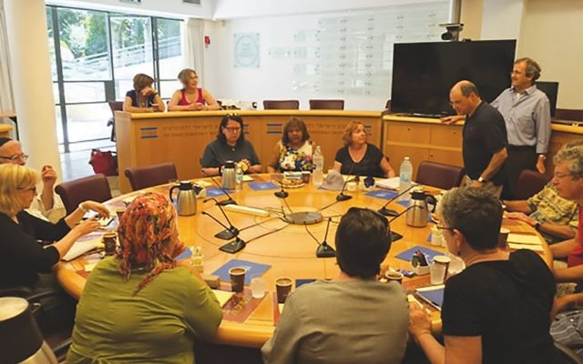 A seminar at the  Brandeis Summer Institute for Israel Studies. Jimjosephfoundation.org