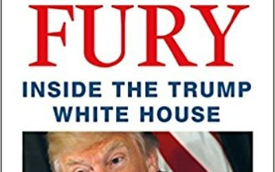 "Michael Wolf's ""Fire and Fury"" has caused much ire and fury in the White House. Amazon Books"