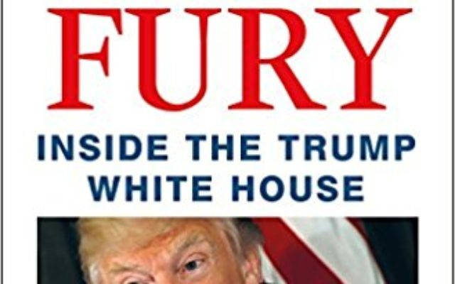 """Michael Wolf's """"Fire and Fury"""" has caused much ire and fury in the White House. Amazon Books"""