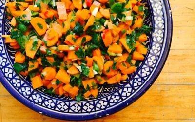 Gil Hovav's Carrot Salad/ Courtesy Gil Hovav