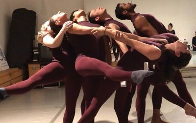 """The Anna Sokolow troupe will perform her """"Dreams"""" in Brooklyn. Sokolow Ensemble"""