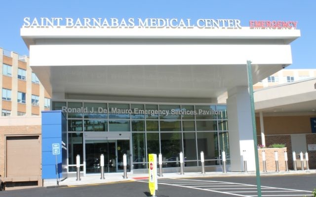 Saint Barnabas Medical Center in Livingston, NJ. Via theleegisgroup.com