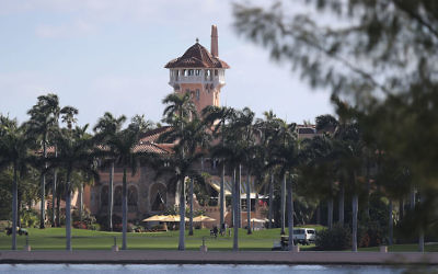 A view of the Mar-a-Lago Resort in February 2017. (Joe Raedle/Getty Images)