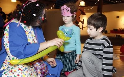 Sensory-Friendly Purim. Courtesy of Celebrations!