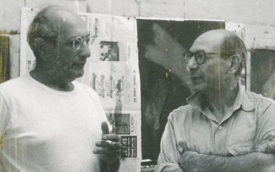 Sculptor Herbert Ferber and painter Mark Rothko: Abstract Expressionist pairing. Davidzwirner.com