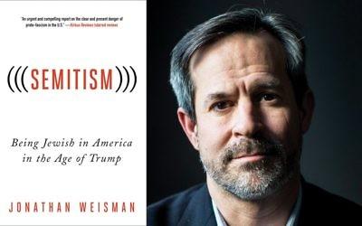 "Weisman: ""Wave of suspicion from disaffected white Americans."" Gabriella Demczuk"