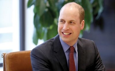Royal flush for Israel: Excitement over Prince William's planned trip to Jewish state. getty Images